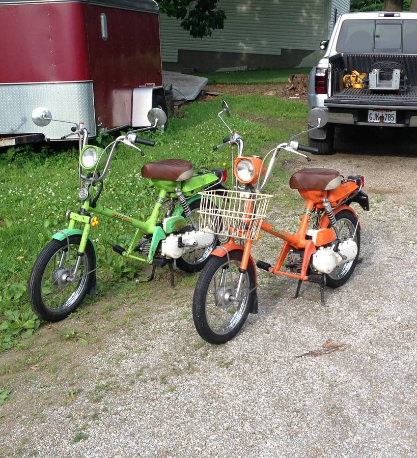 Honda Express Craiglist Tracker Yamaha Qt50 Luvin And