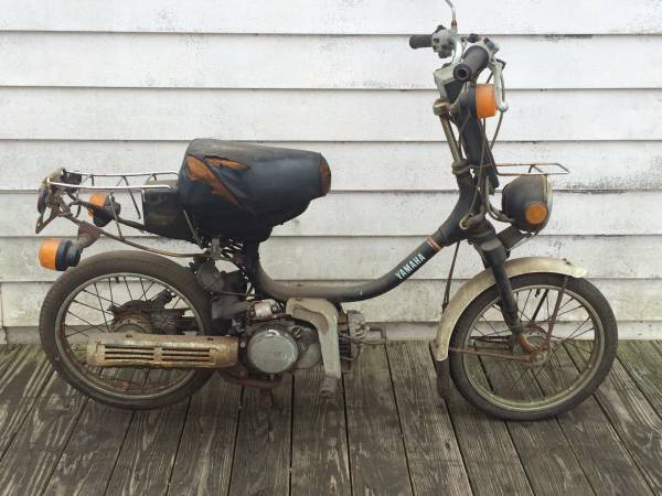 qt50 mj50 craigslist tracker yamaha qt50 luvin and