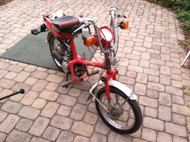 Honda Nc50 Top Speed Mods  U2013 Yamaha Qt50 Luvin And Other Nopeds