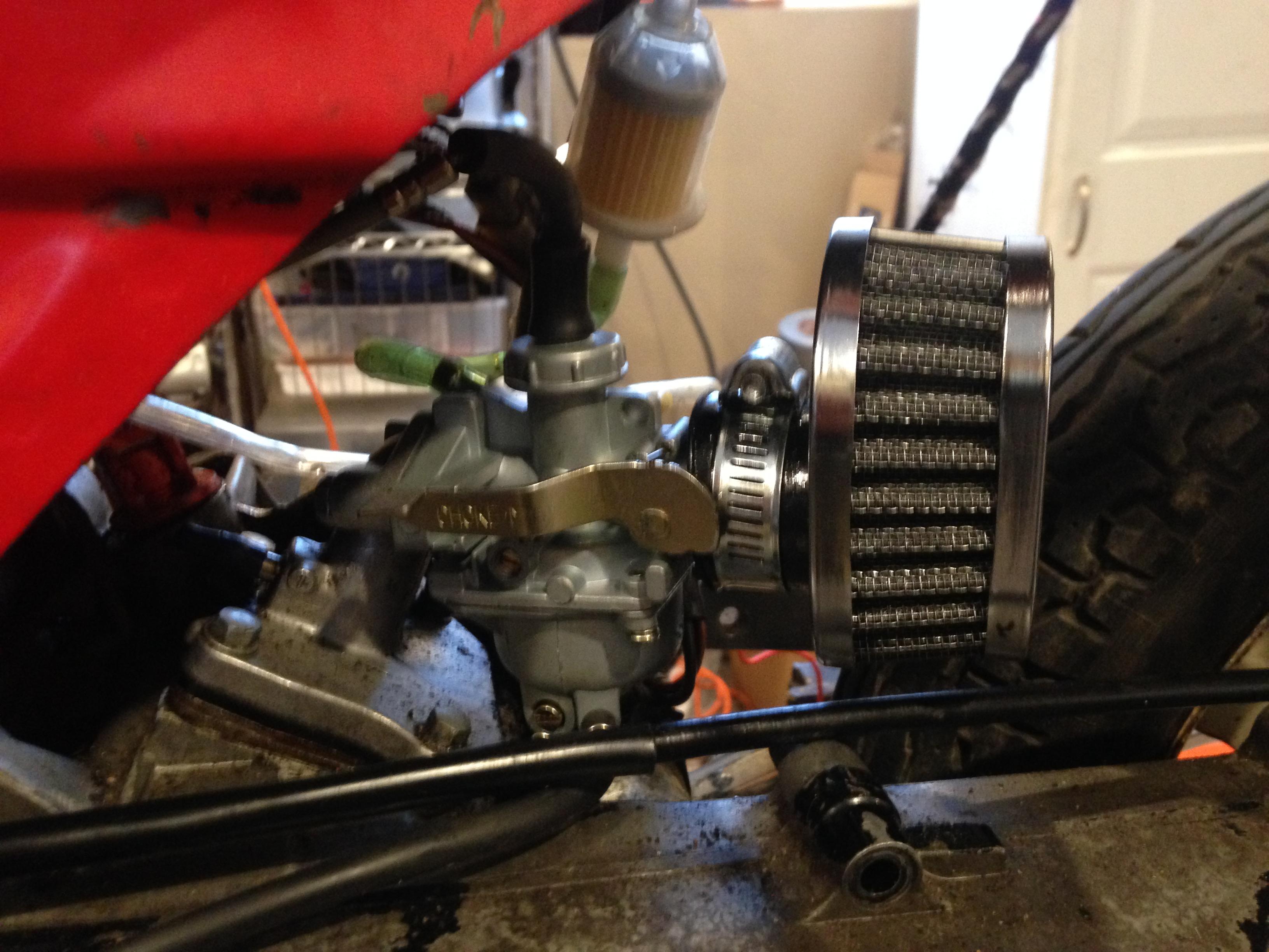 Honda Urban Express Revolution Carburetor – Yamaha QT50